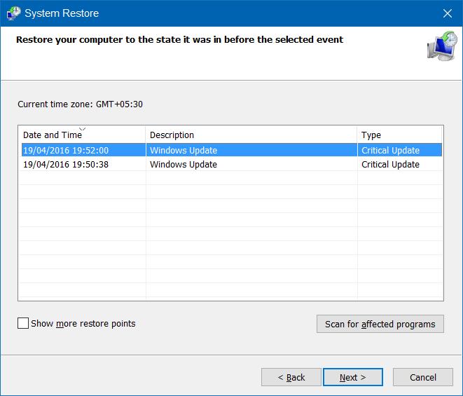 desktop slideshow not working Windows 10 step4