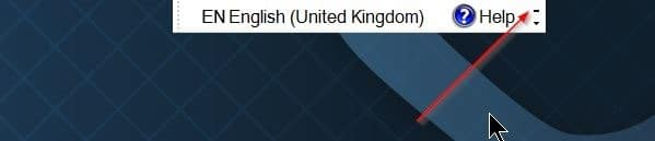 enable or disable language bar in Windows 10 step7