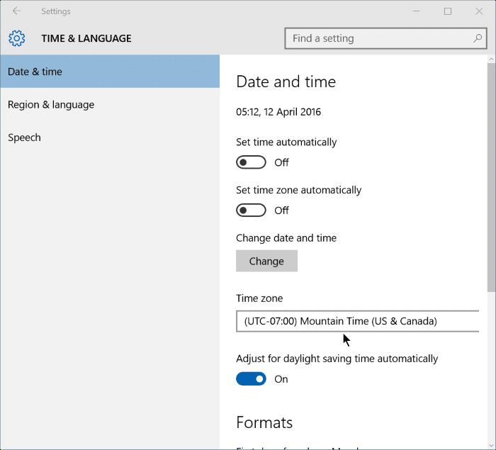 windows 10 original install date wrong