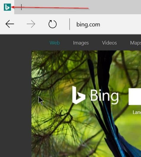 pin and unpin tabs in Edge browser pic2