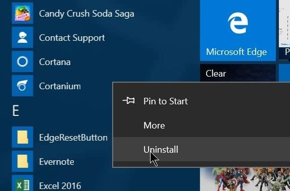 reinstall purchased apps games from Store in Windows 10 step01