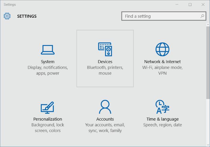 how to add bluetooth shortcut on windows 10