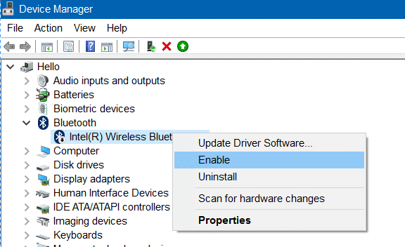 Bluetooth missing from Settings in Windows 10 image5