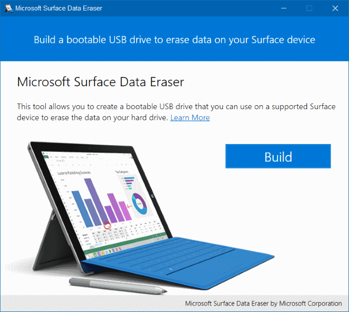 microsoft surface rt boot from usb