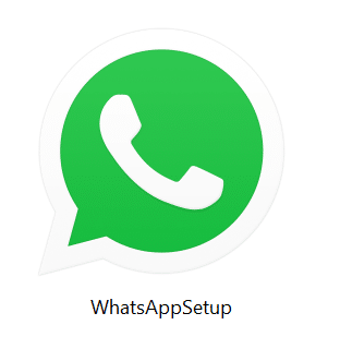 Whatsapp pictures download failed