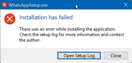 Whatsapp video download failed problem