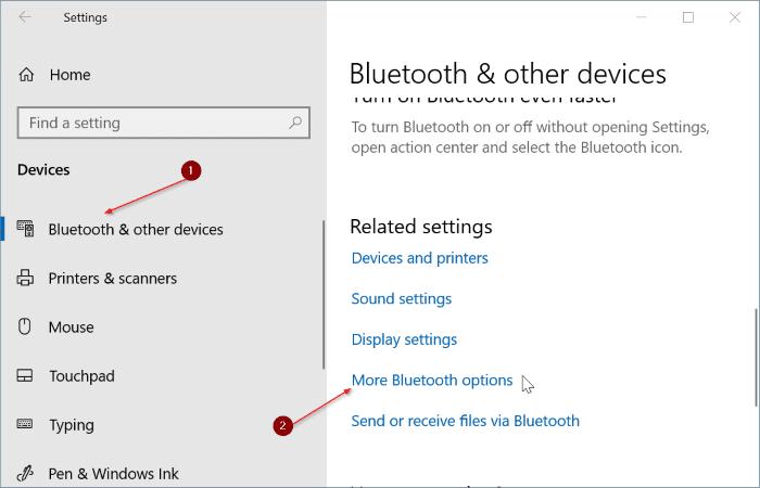 Cách Khắc Phục Lỗi Bluetooth Bị Mất Trên Cài Đặt Settings Windows 10 - HUY AN PHÁT