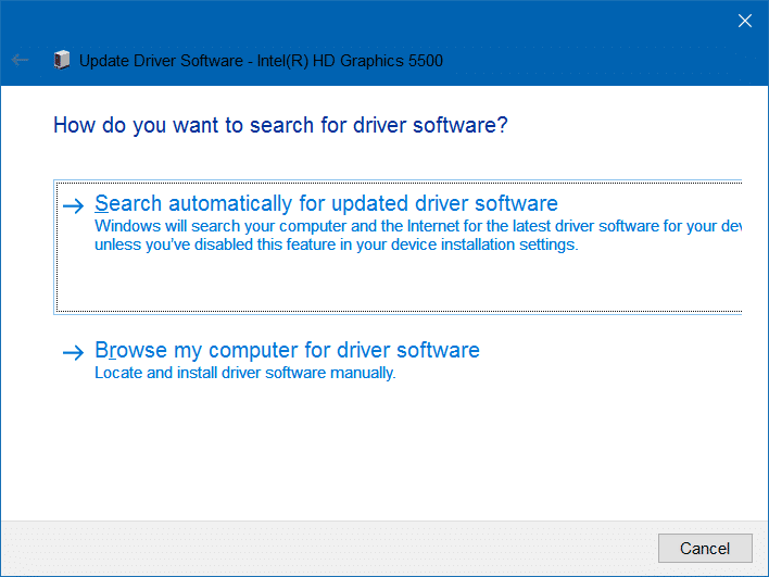 Solved: error: unable to start driver for hpoipm07. exe ...