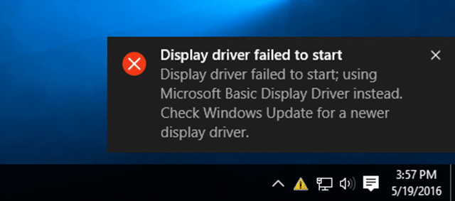 display drivers download
