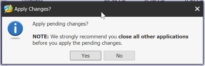 extend partition grayed out in Windows 10 pic5