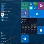 """Add Or Remove """"All Apps"""" Button From Windows 10 Start Menu"""