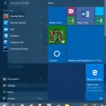 Fix: Blank Start Menu Tiles In Windows 10