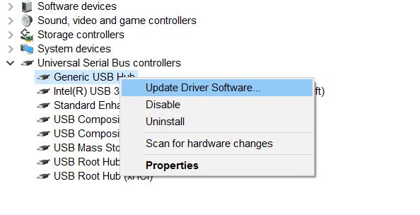 Fix: \u201cUSB Device Not Recognized\u201d In Windows 10
