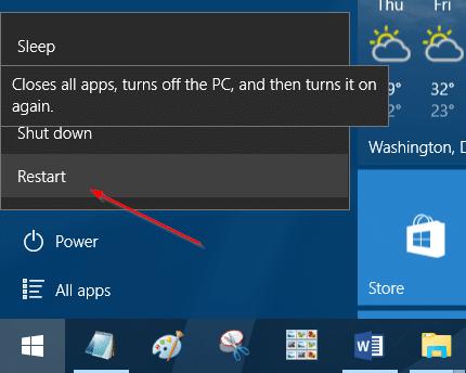 access UEFI settings from Windows 10 step11