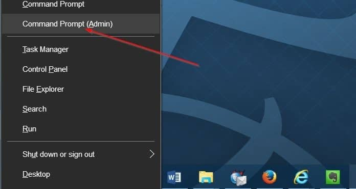 access UEFI settings from Windows 10 step9