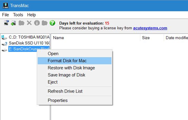 create macos sierra bootable usb from Windows step4