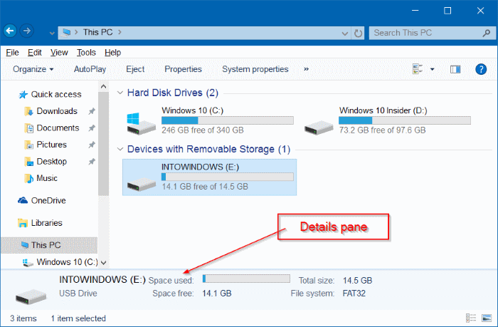 make Windows 10 File Explorer Look Like Windows 7 pic4.1