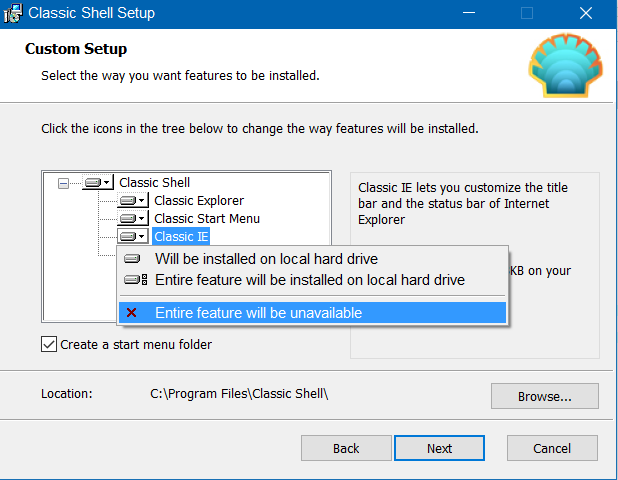make Windows 10 look like Windows 7 pic1