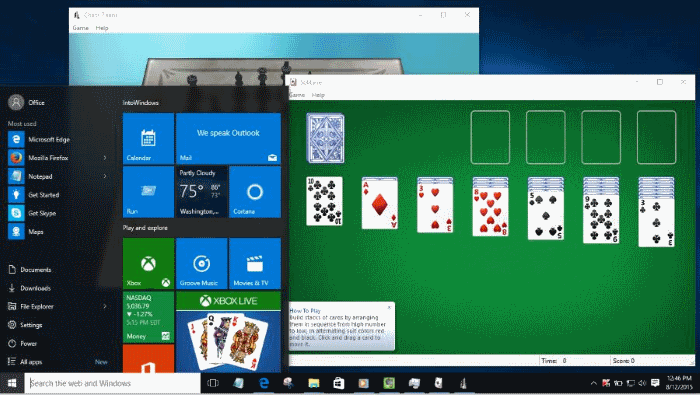 make Windows 10 look like Windows 7 pic6.2