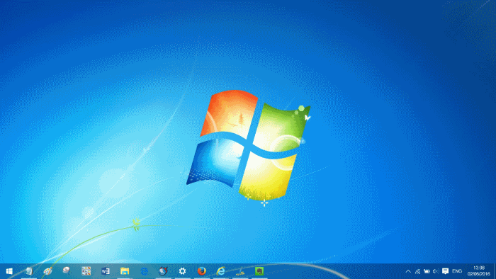 make Windows 10 look like Windows 7 pic9