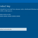 Windows 10 Can't Be Activated After July 29, 2016 Using Windows 7/8 Product Key