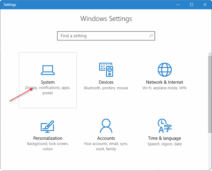 How to empty temp folder in windows 10