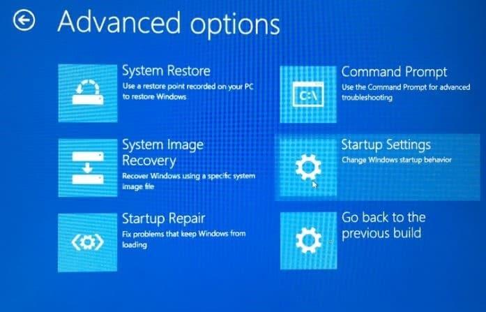 Start Windows 10 in safe mode pic3
