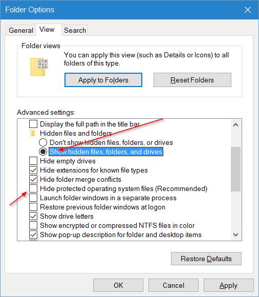 clear Windows Update cache in Windows 10 step5.2