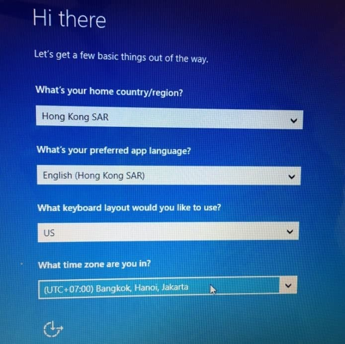 How to set up a new windows 10 laptop for New to windows