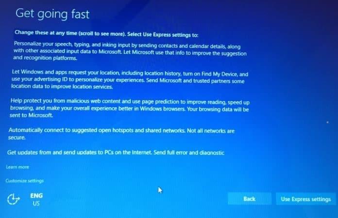 set up Windows 10 pic4