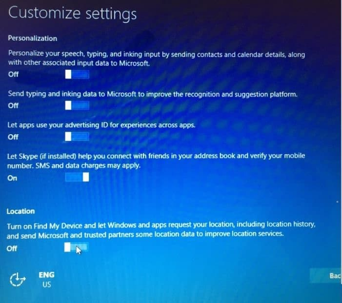 set up Windows 10 pic5
