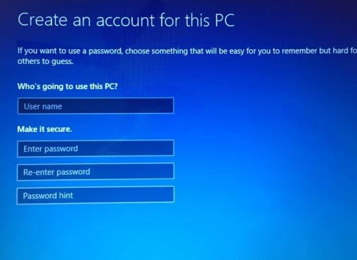 set up Windows 10 pic8
