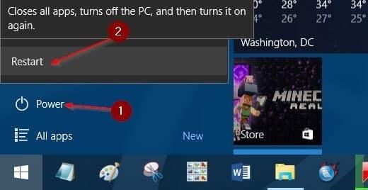 start Windows 10 in safe mode pic7