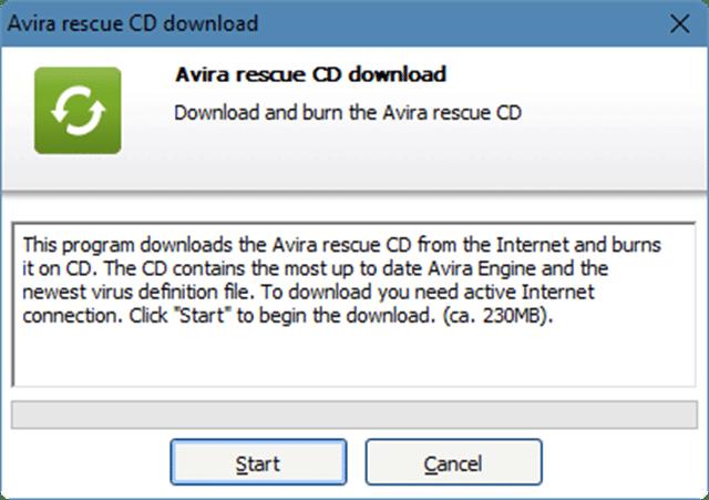Avira free antivirus for Windows 10 pic03
