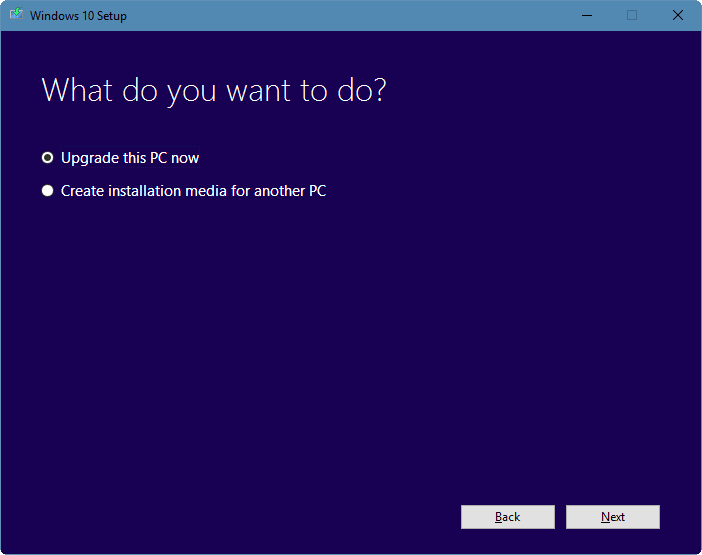 Get Windows 10 Anniversary Update right now pic2