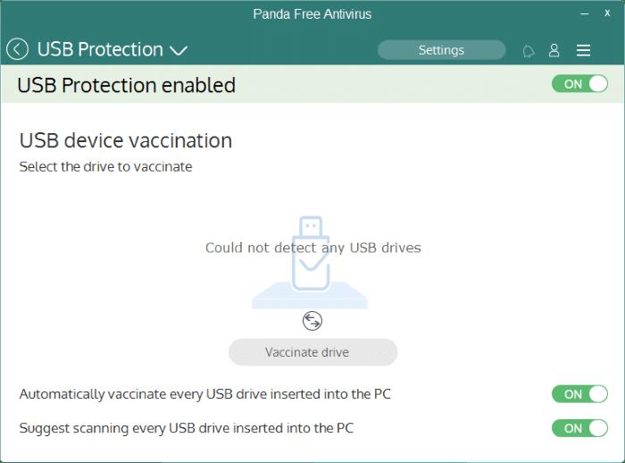 AntiVirus for Windows Server