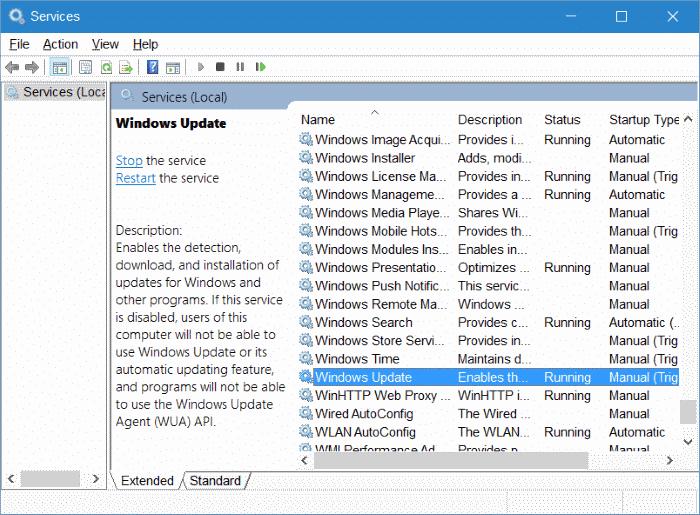 Fix: Windows 10 Anniversary Update (1607) Not Showing Up