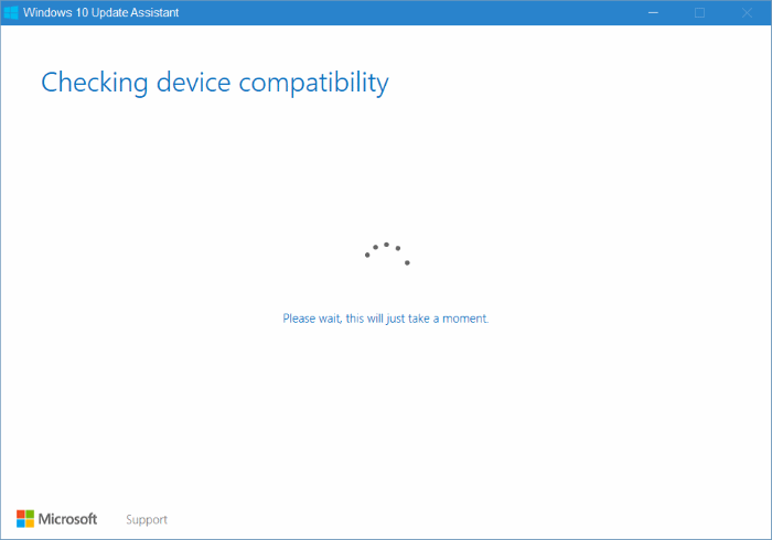 Windows 10 Update Assistant pic3