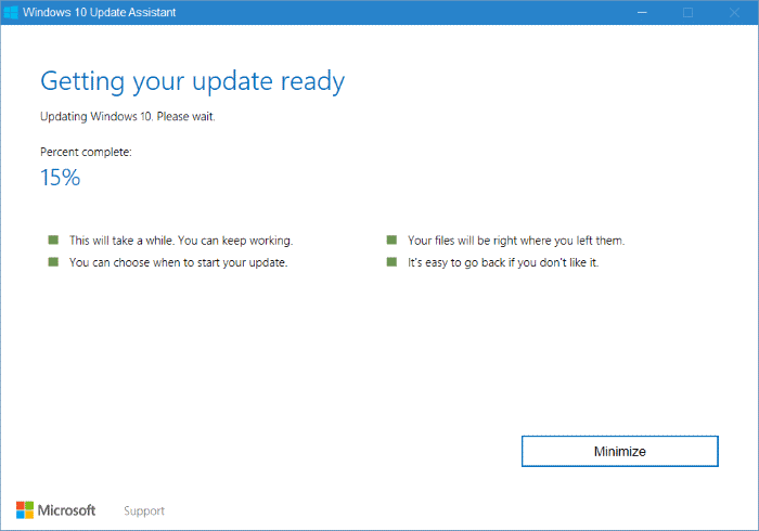 Windows 10 Update Assistant pic6