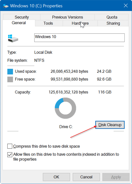 delete old drivers in Windows 10 step2