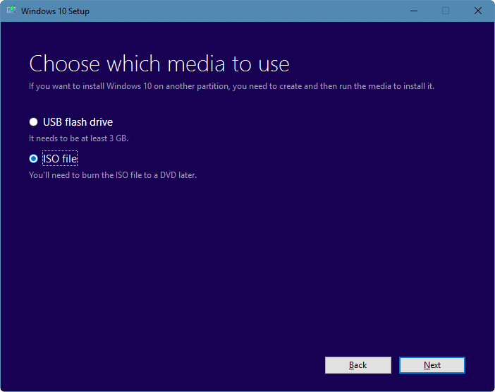 download windows 10 with Anniversary Update ISO pic4