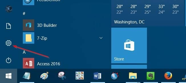 how to clear up disk space on windows 10