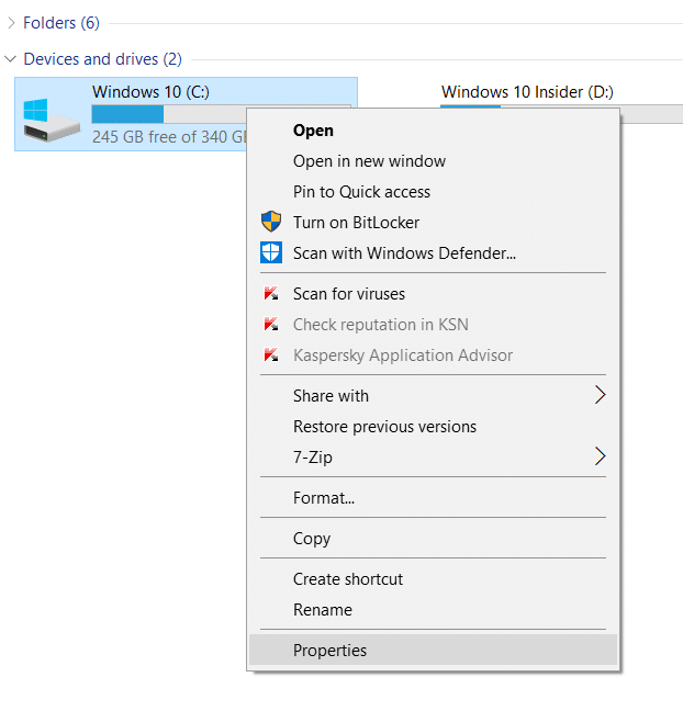 free up disk space after Windows 10 anniversary update pic4