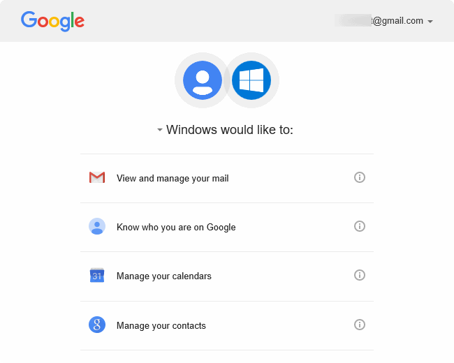 Google has not released an official Gmail app for Windows  How To Update Gmail Password In Windows 10 Mail