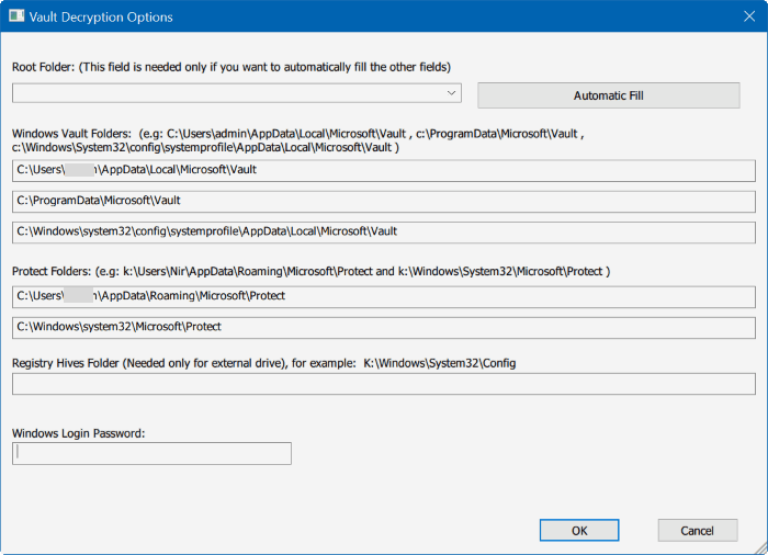 Backup Or Export Passwords From Edge In Windows 10