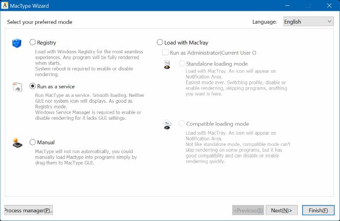 MacType For Windows 10: Make Windows 10 Fonts Look Like Mac OS