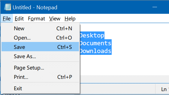 open multiple folders at once in Windows 10 pic2