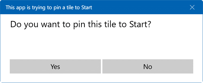 pin individual email account to start menu Windows 10 pic3