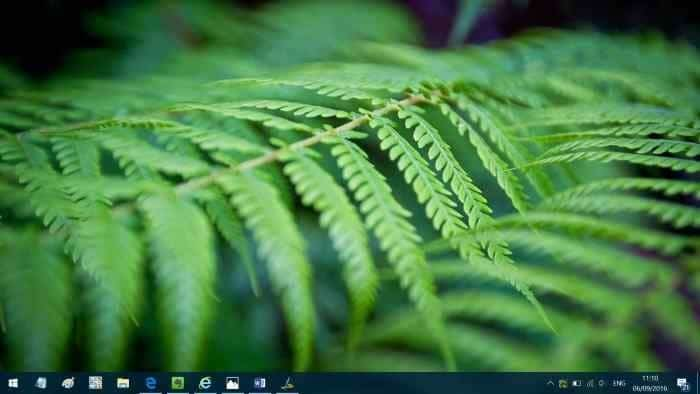 turn off wallpaper theme syncing in Windows 10