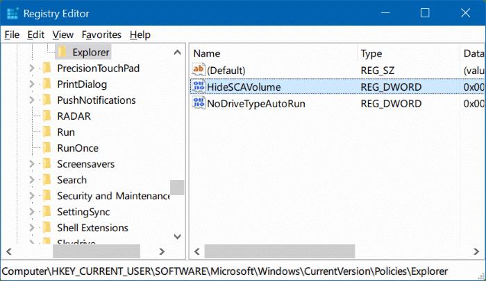 Fix: Volume Icon Missing From Windows 9 Taskbar